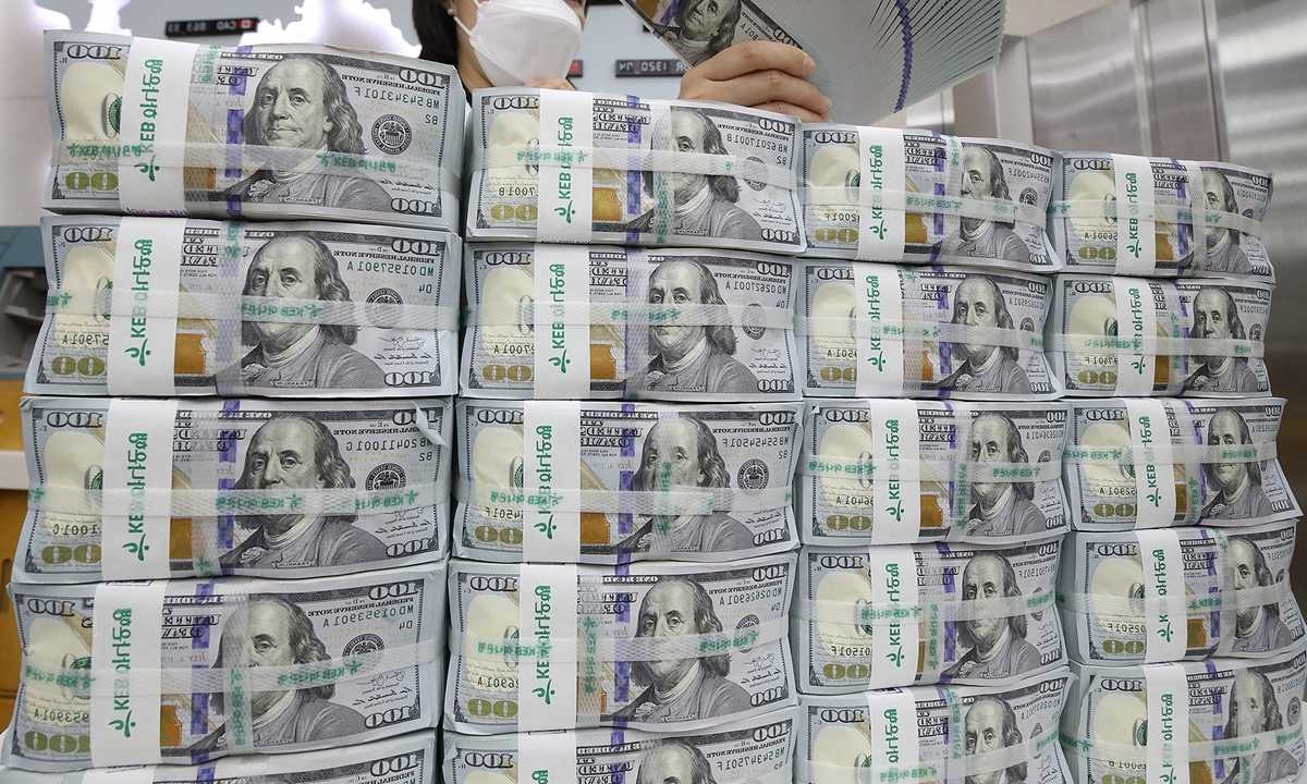 China's foreign exchange reserves increase by $ 108.6 billion to $ 3.22 trillion from coronavirus-induced 2020