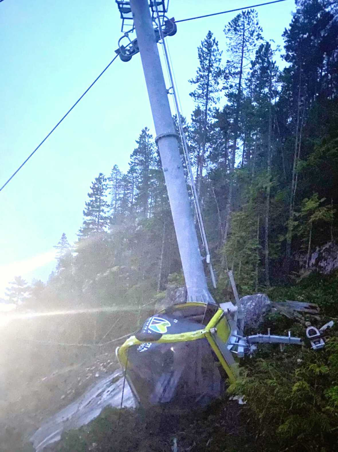 Sea to Sky Gondola is suing insurance brokers for alleged negligence