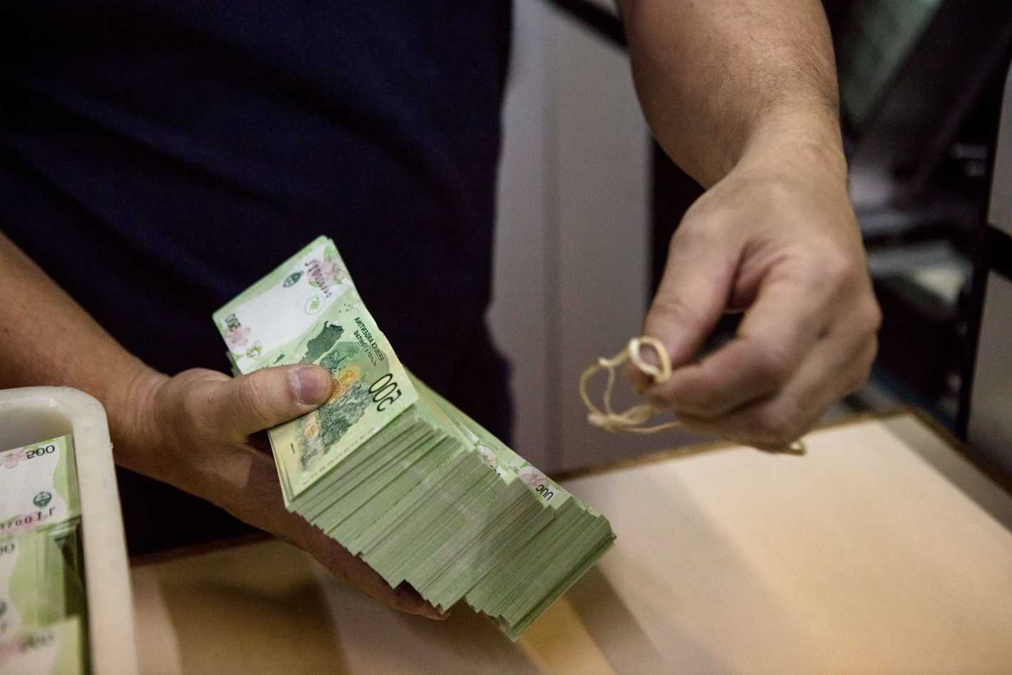 FOREX dollar close to two-month high due to relative strength of US recovery