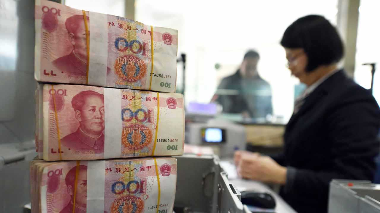 Which country has the highest foreign exchange reserves?